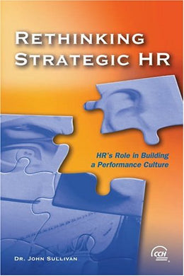 Rethinking Strategic Hr