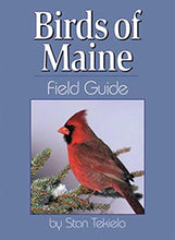 Load image into Gallery viewer, Birds Of Maine Field Guide