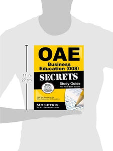 Oae Business Education (008) Secrets Study Guide: Oae Test Review For The Ohio Assessments For Educators