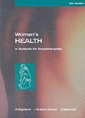 Women'S Health: A Textbook For Physiotherapists, 1E