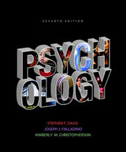 Load image into Gallery viewer, Psychology (7Th Edition)