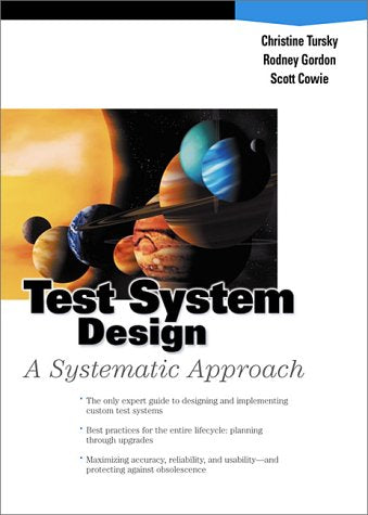 Test System Design: A Systematic Approach