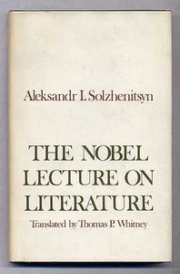 The Nobel Lecture On Literature (English And Russian Edition)
