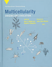 Load image into Gallery viewer, Multicellularity: Origins And Evolution (Vienna Series In Theoretical Biology)