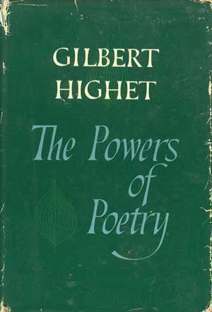 The Powers Of Poetry