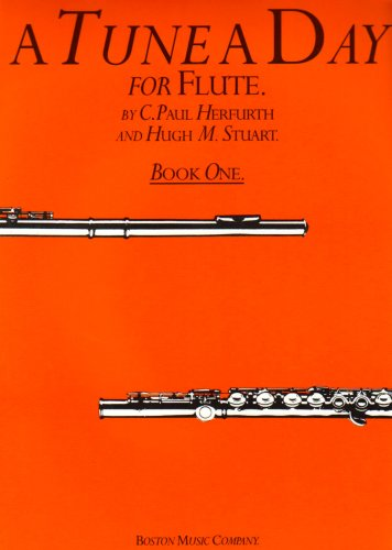 Tune A Day Flute Bk 1 Herfurth/Stuart (A Tune A Day)