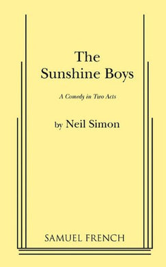 The Sunshine Boys (Acting Edition)