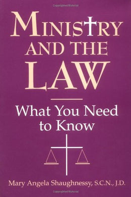 Ministry And The Law: What You Need To Know