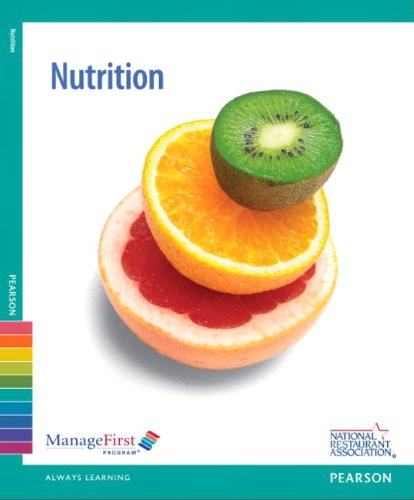 Managefirst: Nutrition With Answer Sheet (2Nd Edition)