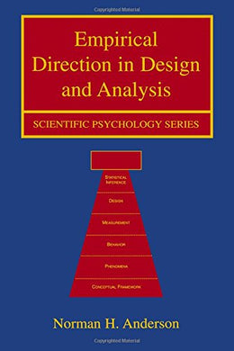 Empirical Direction In Design And Analysis (Scientific Psychology Series)