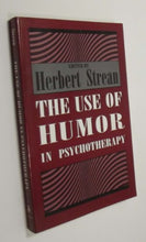 Load image into Gallery viewer, The Use Of Humor In Psychotherapy