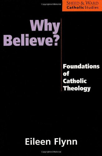 Why Believe? Foundations Of Catholic Theology (Sheed & Ward Catholic Studies Series)