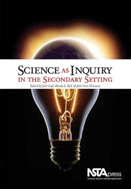 Science As Inquiry In The Secondary Setting (Pb216X)