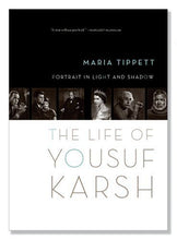 Load image into Gallery viewer, Portrait In Light And Shadow: The Life Of Yousuf Karsh