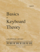 Load image into Gallery viewer, Bkt8 - Basics Of Keyboard Theory - Level 8