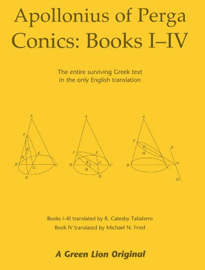 Conics Books I-Iv