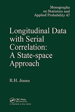 Longitudinal Data With Serial Correlation: A State-Space Approach (Chapman & Hall/Crc Monographs On Statistics And Applied Probability)