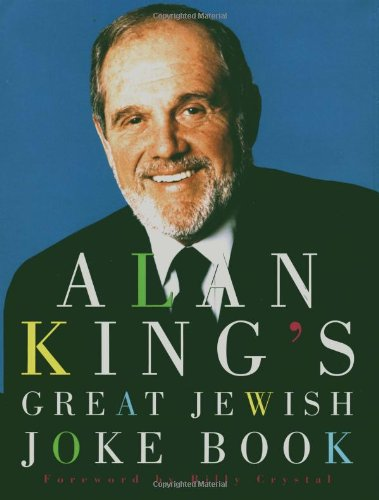 Alan King'S Great Jewish Joke Book