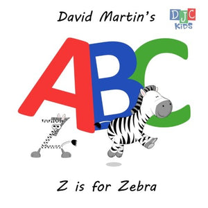 David Martin'S Abc: Z Is For Zebra