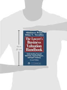 The Lawyer'S Business Valuation Handbook