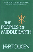 Load image into Gallery viewer, The Peoples Of Middle-Earth: The History Of Middle-Earth, Vol. 12