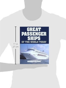 Great Passenger Ships Of The World Today