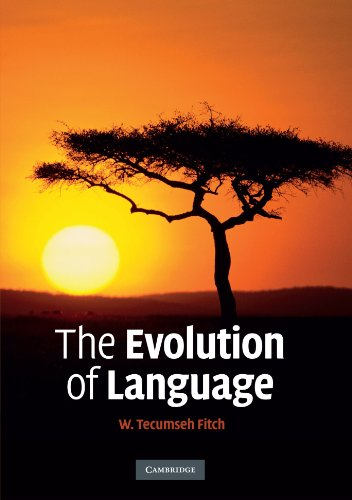 The Evolution Of Language (Approaches To The Evolution Of Language)