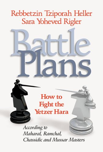 Battle Plans: How To Defeat The Yetzer Hara