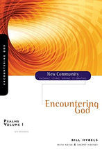 Load image into Gallery viewer, Psalms Volume 1: Encountering God (New Community Bible Study Series)