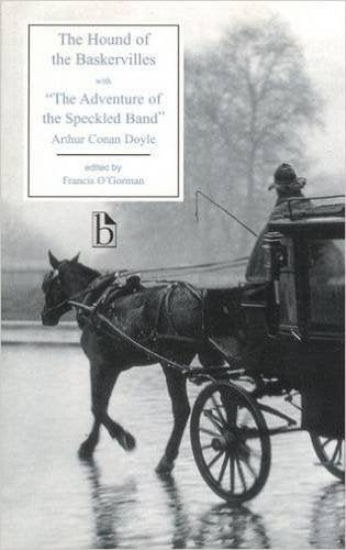 The Hound Of The Baskervilles: With The Adventure Of The Speckled Band