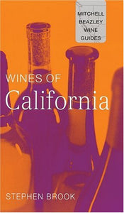Wines Of California (Mitchell Beazley Wine Guides)