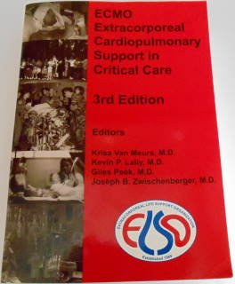 Ecmo: Extracorporeal Cardiopulmonary Support In Critical Care