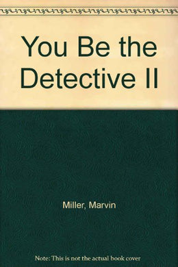 You Be The Detective Ii