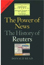 Load image into Gallery viewer, The Power Of News: The History Of Reuters