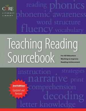 Teaching Reading Sourcebook, 2Nd Edition