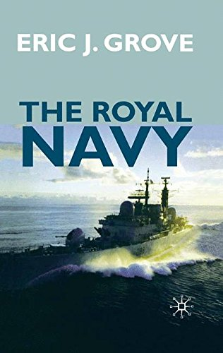 The Royal Navy Since 1815: A New Short History (British History In Perspective)