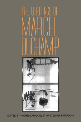 The Writings Of Marcel Duchamp (Da Capo Paperback)