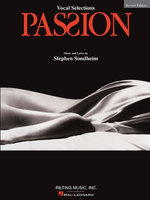 Stephen Sondheim - Passion Edition: Vocal Selections