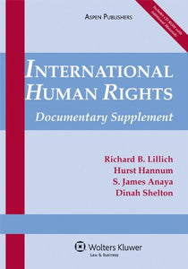 International Human Rights: 2009 Documentary Supplement (Supplements)
