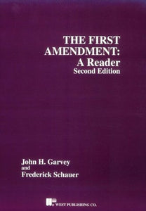 The First Amendment: A Reader (Coursebook)