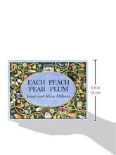 Load image into Gallery viewer, Each Peach Pear Plum Board Book (Viking Kestrel Picture Books)