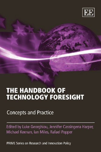 The Handbook Of Technology Foresight: Concepts And Practice (Pime Series On Research And Innovation Policy)