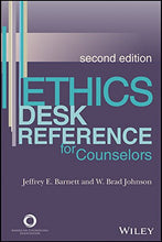 Load image into Gallery viewer, Ethics Desk Reference For Counselors, Second Edition