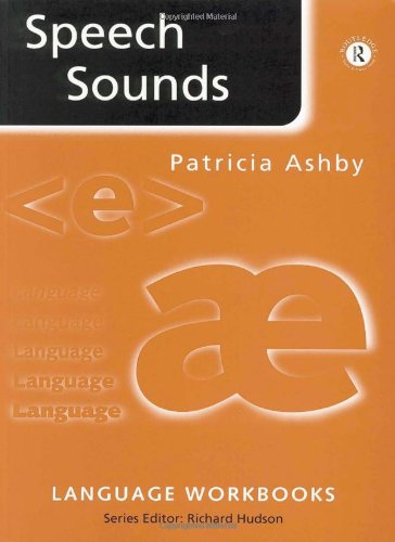 Speech Sounds (Language Workbooks)