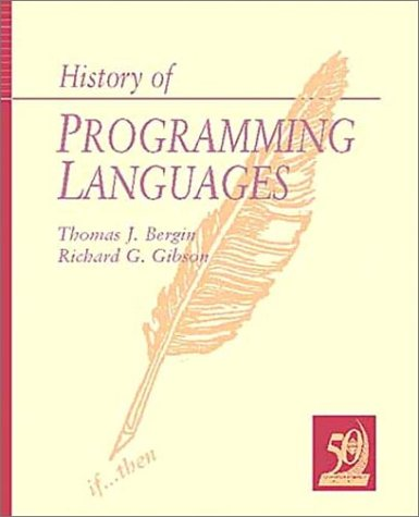 History Of Programming Languages Ii