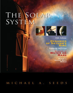 The Solar System (With Aceastronomy, Virtual Astronomy Labs Printed Access Card) (Available Titles Cengagenow)