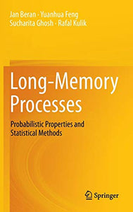 Long-Memory Processes: Probabilistic Properties And Statistical Methods