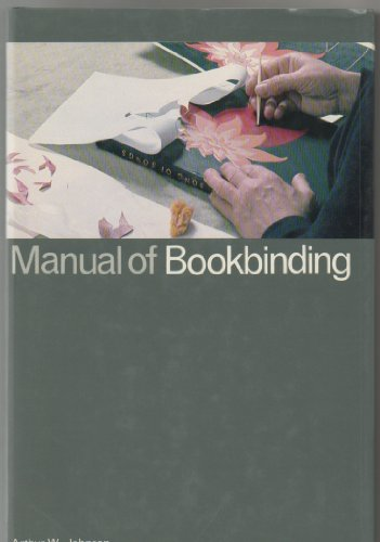 Manual Of Bookbinding