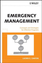 Load image into Gallery viewer, Emergency Management: Concepts And Strategies For Effective Programs