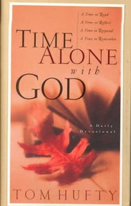 Time Alone With God: A Daily Devotional
